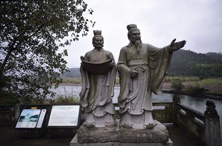 guyan: Sculptures of Zhan Sima and Nan Sima