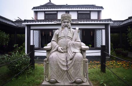 liu: Liu Tingji is water of the Qing dynasty officials