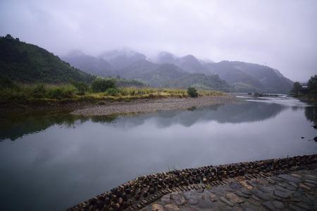 guyan: Tong Ji yan is a national cultural relic protection units in Lishui 1500 years
