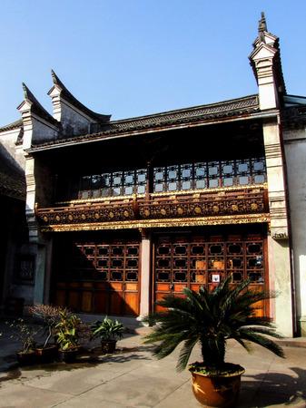 Ningbo Tianyi ancient town 新聞圖片