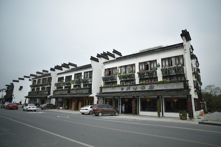 Architecture in Wuzhen