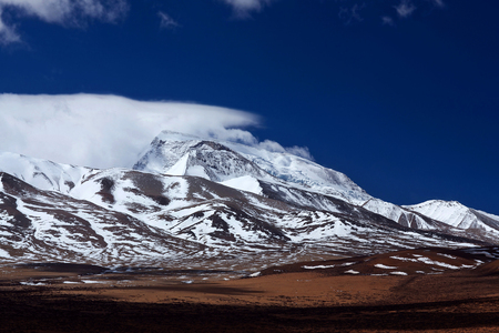 Gurla Mandhata Mount, Tibet. Gurla Mandhata is the highest peak of the Nalakankar Himal, a small subrange of the Himalaya. It lies in Burang County of the Ngari Prefecture in the Tibet Autonomous Region of China