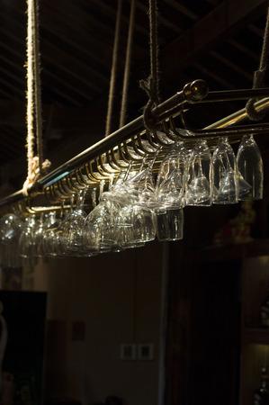 medium body: Lijiang Bar Stock Photo