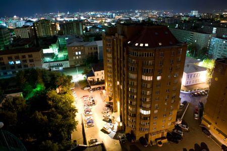 s at night street