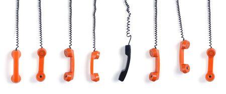 file d attente: Téléphone especial hook ne souhaite pas être comme tous les autres téléphones.
